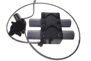 Kit Deepy H Borboleta 2' com Controle Remoto