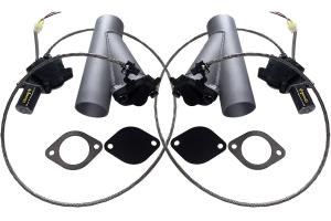 Kit Deepy 2 Borboletas 3' com Controle Remoto